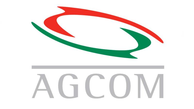 Logo AgCom - Autorità per le garanzie nelle comunicazioni